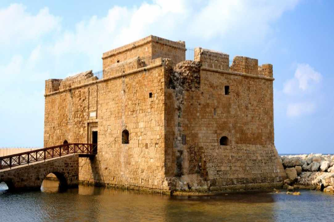 The castles of Cyprus