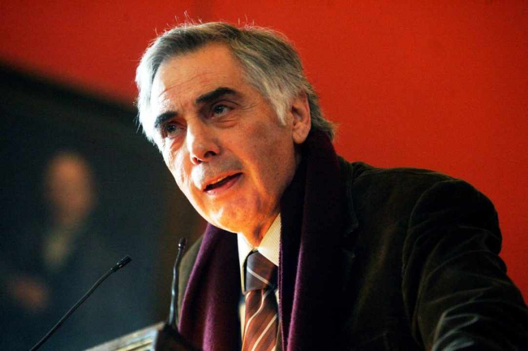 The former Rector of the National and Kapodistrian University of Athens and former Deputy Minister of Education of Greece, Prof. Theodosis N. Pelegrinis