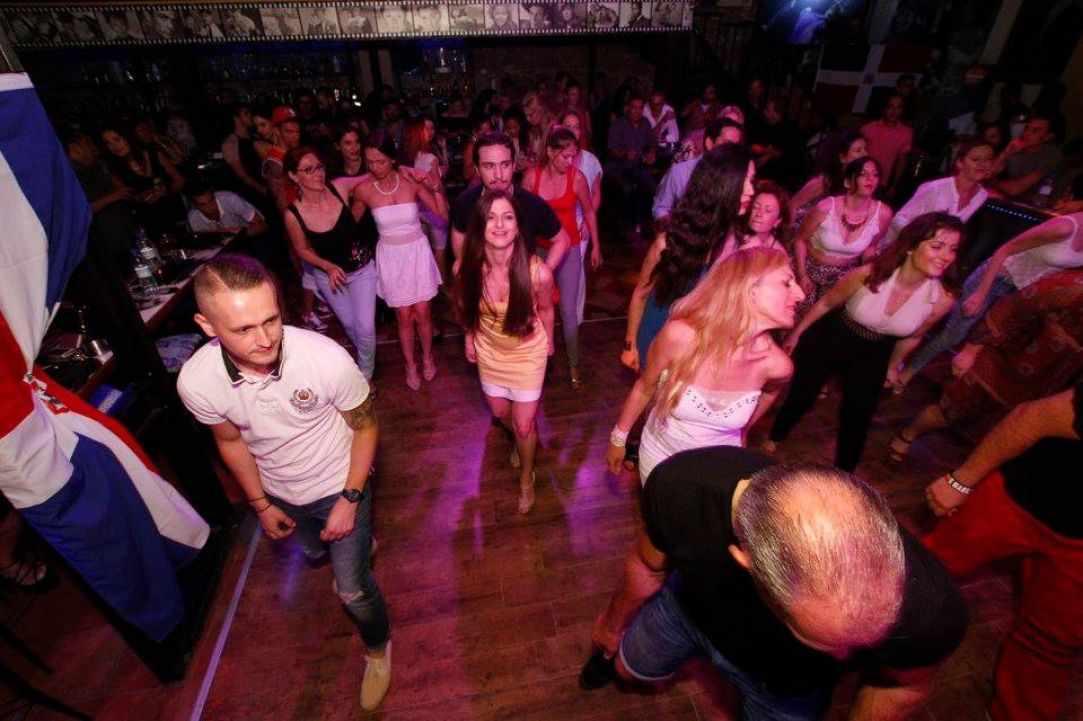 ночной клуб в лимассоле