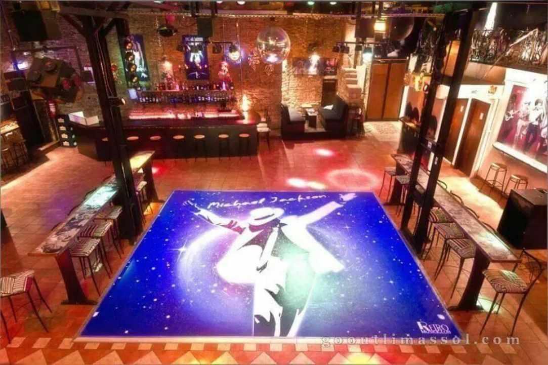 Ночной клуб в лимассоле кафе и клубы москвы вакансии