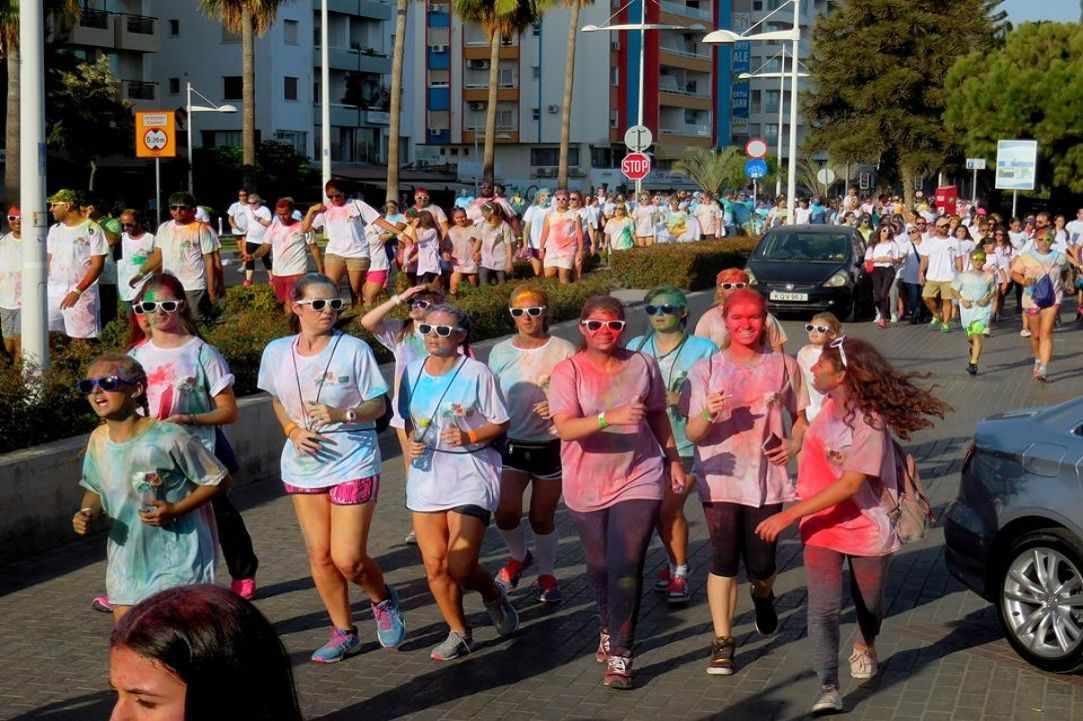 MTN Run in Colour