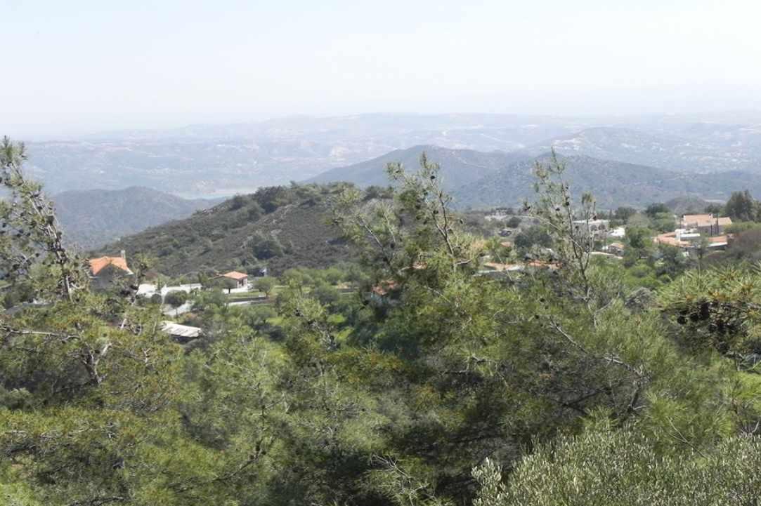 Το χωριό Σανίδα Λεμεσού