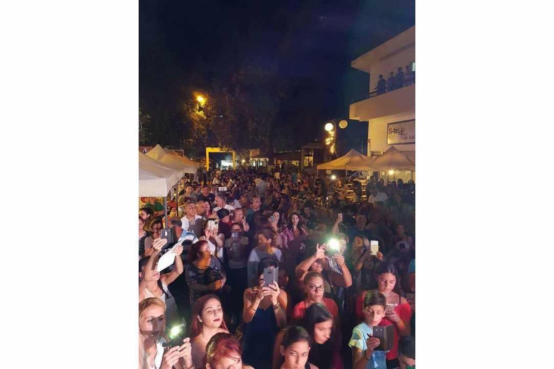 "3rd Figs and Halitzi Festival & ""FUEGO"" Beach Party at Kato Pyrgos"