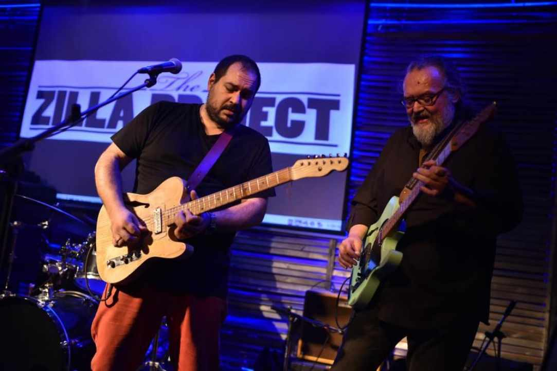 The Zilla Project feat. Elias Zaikos and guests - STORY OF THE BLUES