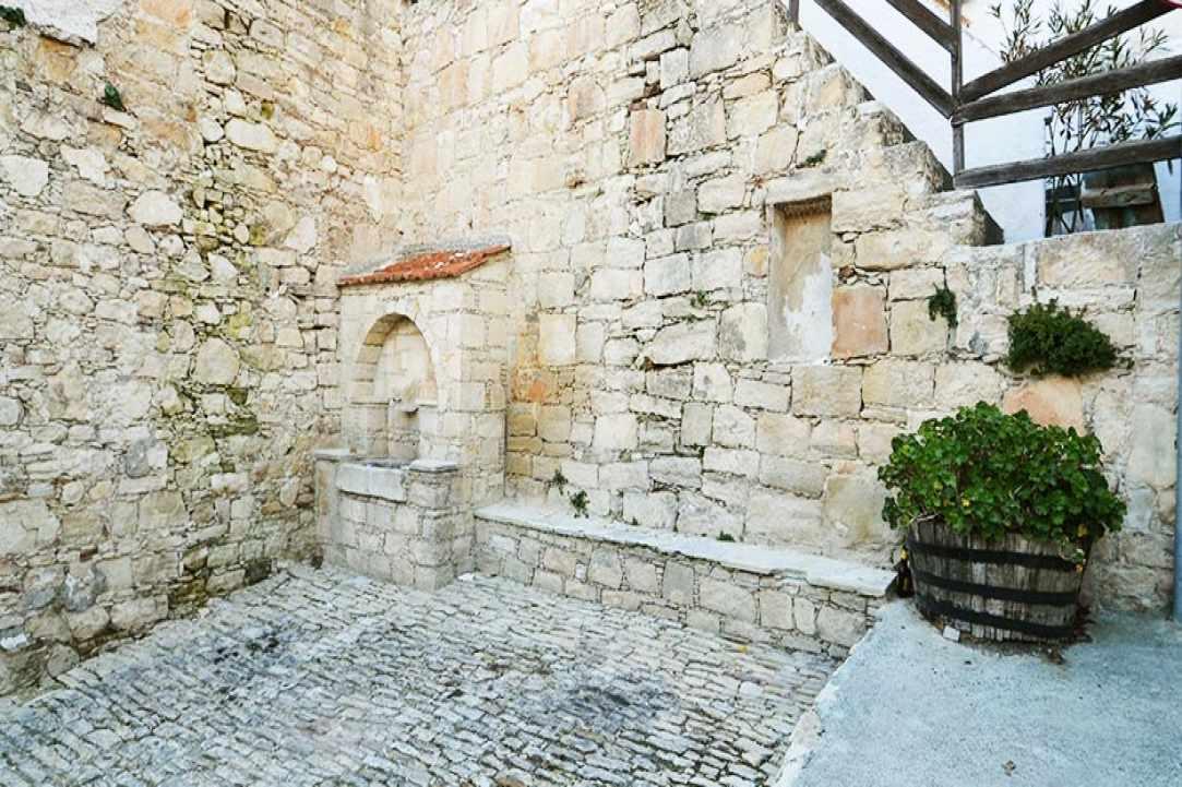 Vouni, a significant wine village since ancient times