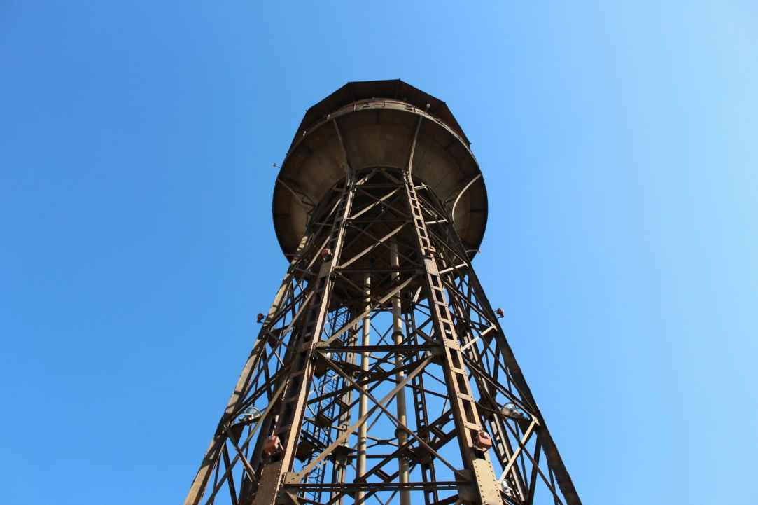 Водонапорная башня лимассол полезная