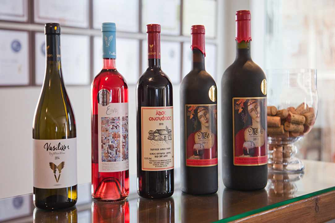 4th Festival of Wine and Traditional Products of Pafos