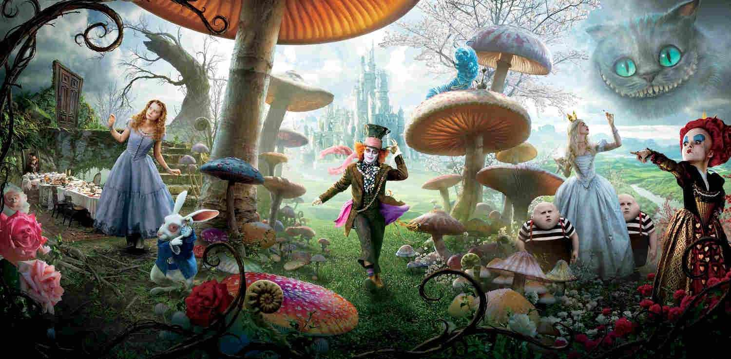 Alice In Wonderland - 3D musical (in English)