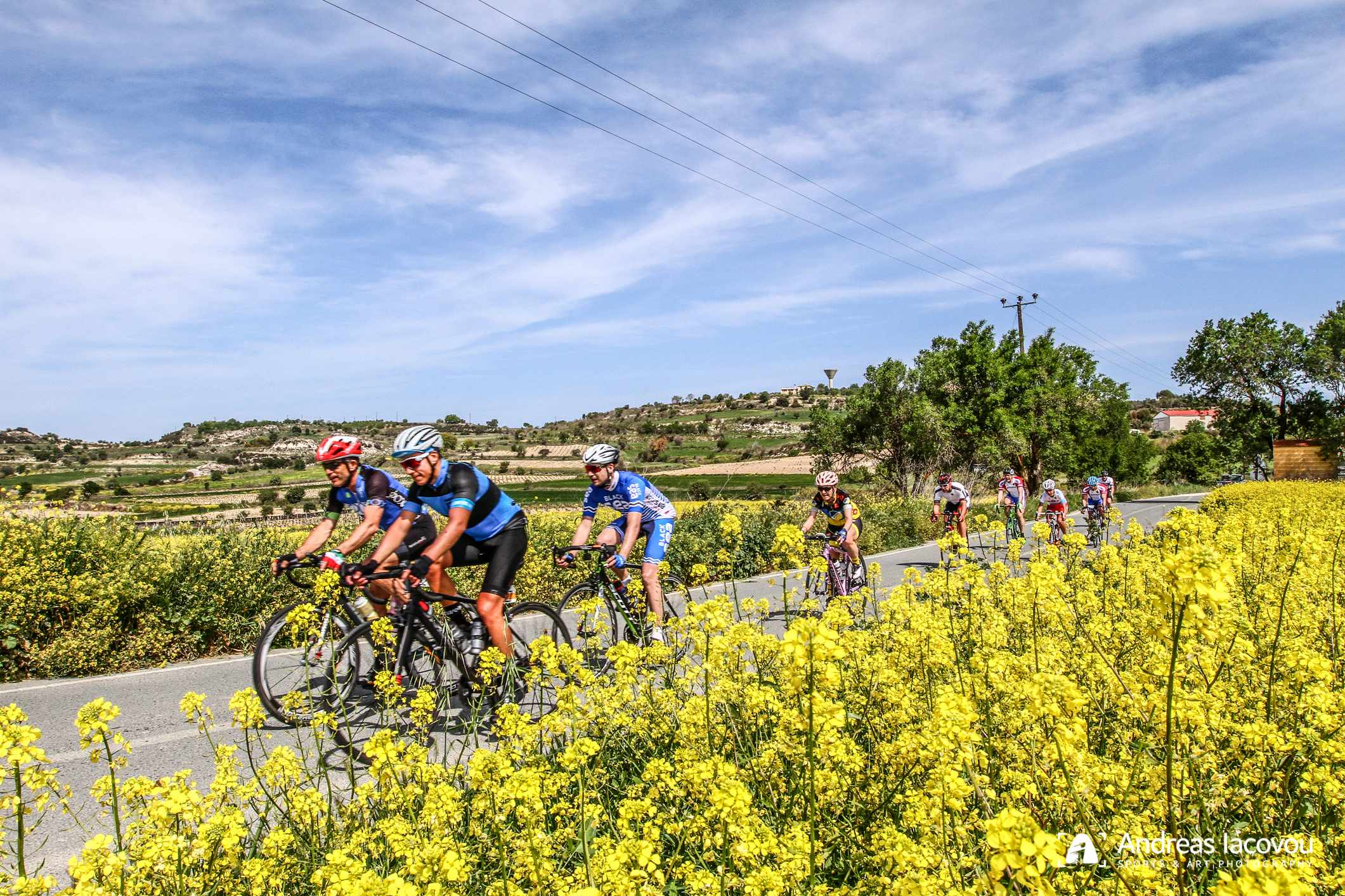 Cyprus in World Cycling Road Map