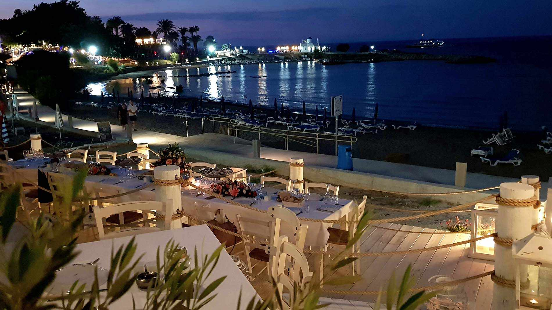 Interview with the owner and manager of Kalamies Restaurant in Protaras
