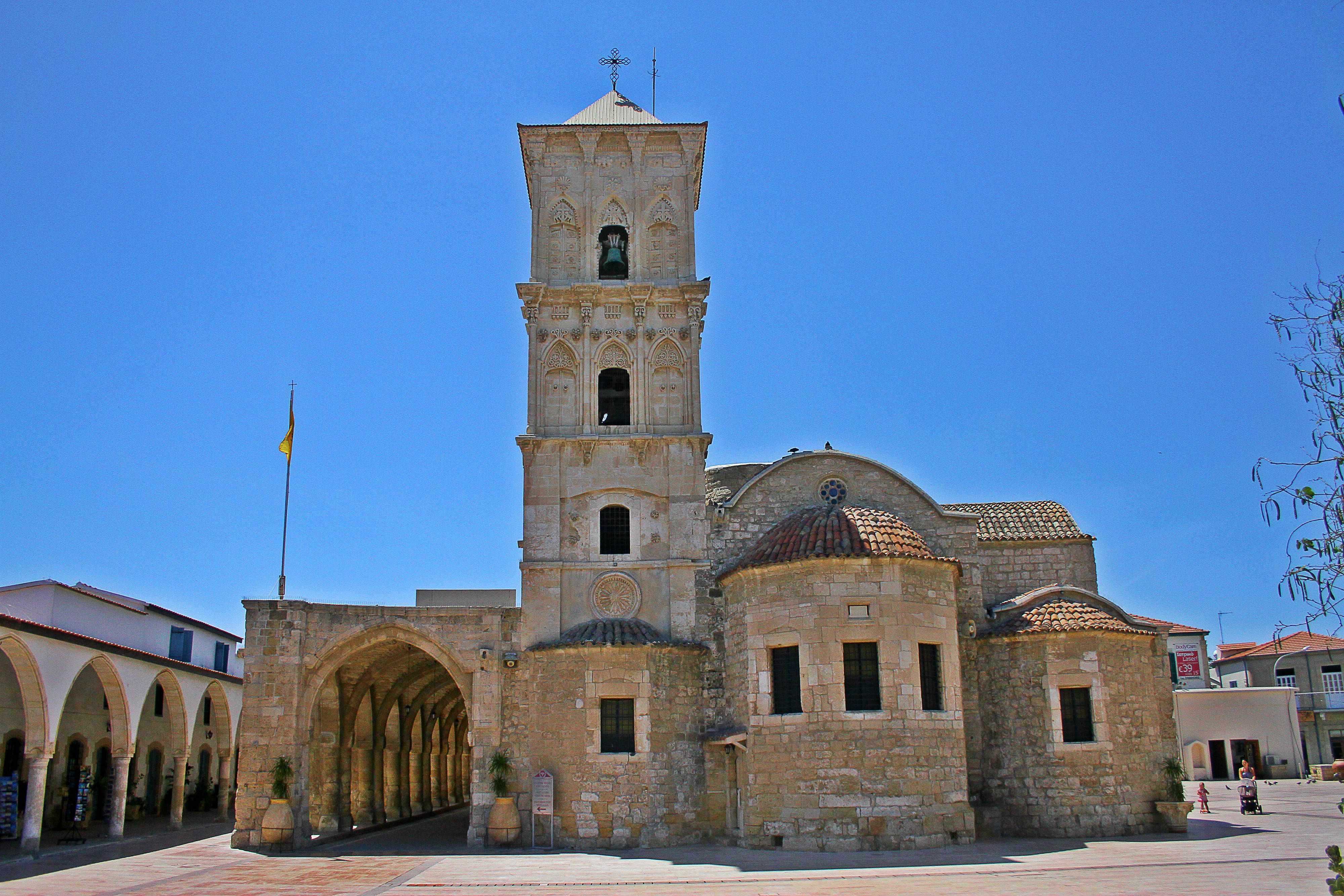 Saint Lazarus Church, Larnaka
