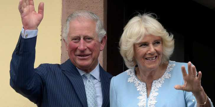 Prince Charles and Duchess Camilla visit Cyprus