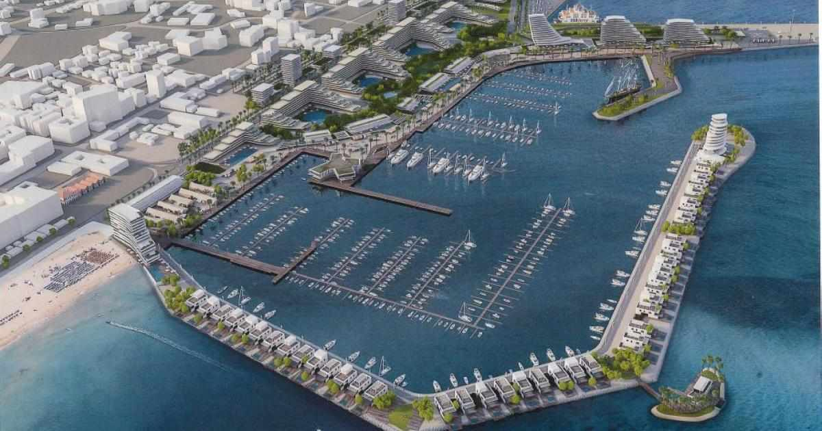 They made the Deal of the Marina-Port Investment