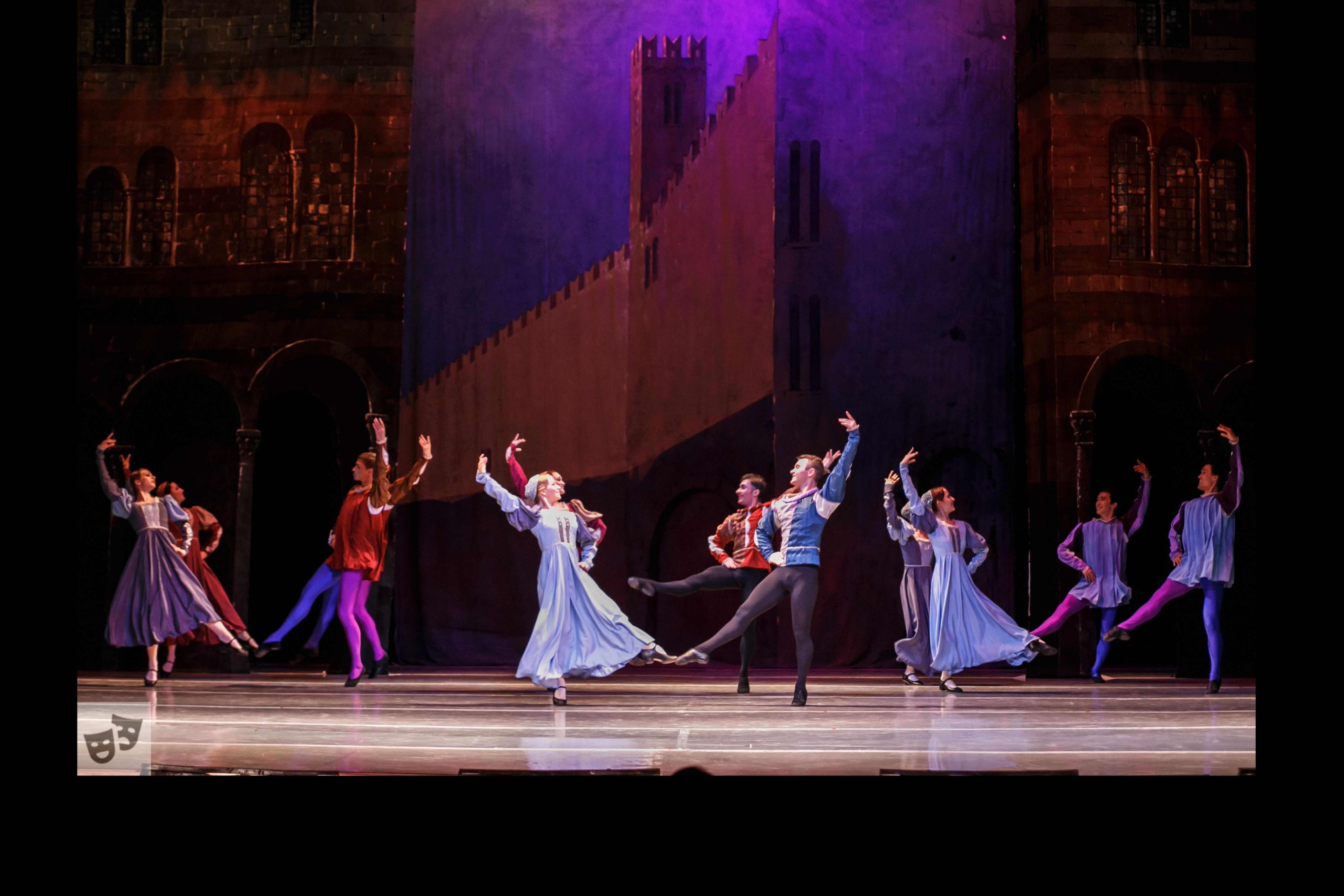 может прокофьев балет ромео и джульетта картинки мадонны впервые
