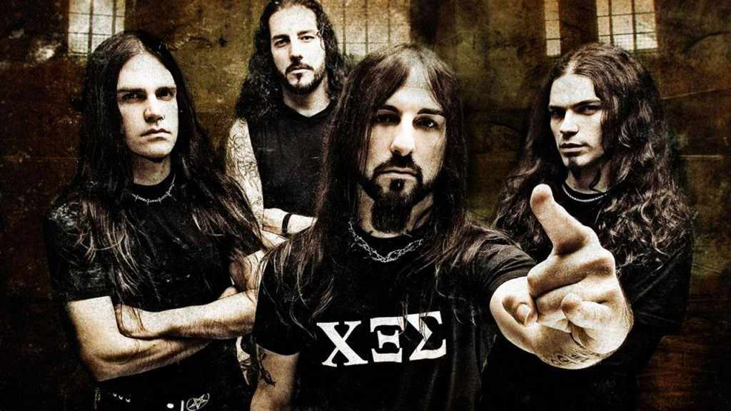 Rotting Christ in Cyprus - World Tour 2019