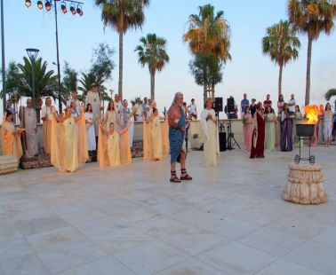 "How  Limassol celebrated the ""Kataklismos"""