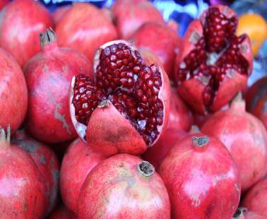 Pomegranate's Festival in Ormidheia