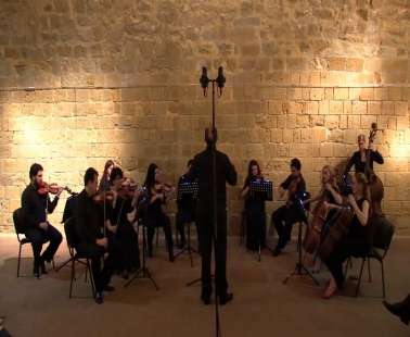 Atys Sings GYPSY Orchestration: Larkos Larkou...at The Cyprus Wine Museum!