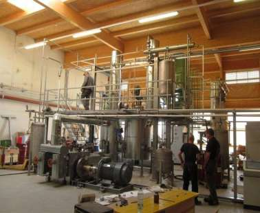 A new project in Cyprus will process woody biomass waste to create biofuel - A catalytic method that will preserve our living world