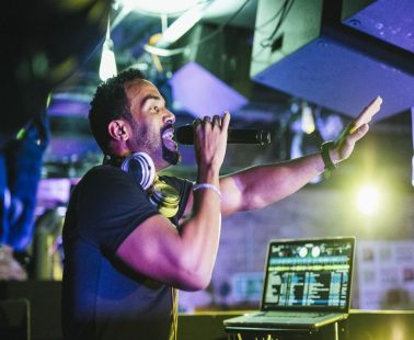Craig David live Party in Ayia Napa!