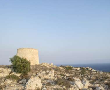 Cycling and hiking in Xylophagou's Tower area