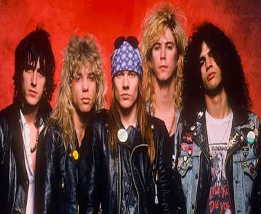The Guns N' Roses Experience @Savino Live