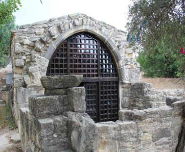 Chapel of Saint Stephanos. Things to do in Pachna.