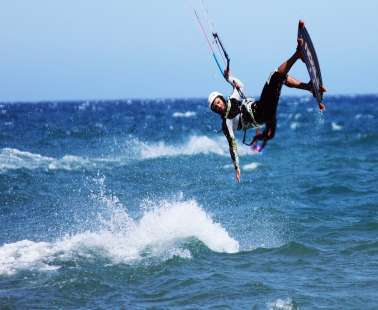 Two days full of kitesurf!