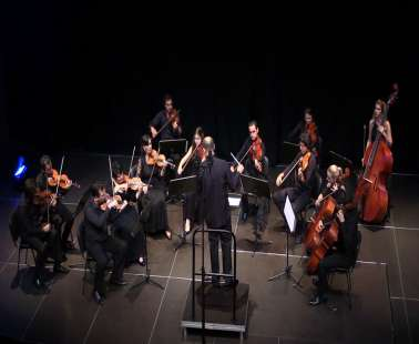 """Commandaria Orchestra and Friends""presents a trumpet, trombone and piano recital"