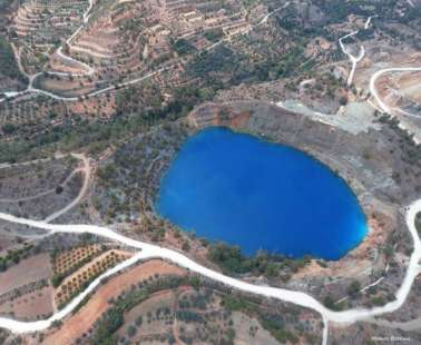 The Xyliatos Mines (Memi) are located in the village of  Xyliatos  in the Nicosia district.