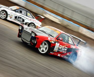 2nd Race Achna Drift Challenge