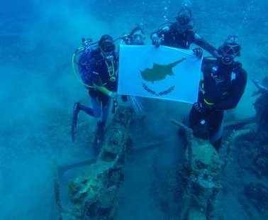 Cyprus - Beirut for diving?