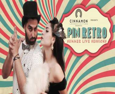 Pin Retro Summer Live Sessions Vol.5