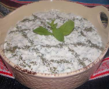 Talatouri (Traditional Recipe)