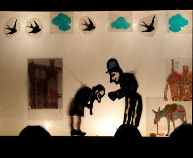 "Shadow Theatre ""Karagiozis"""