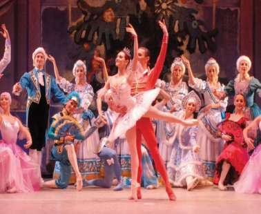 "The ""Cinderella"" project of the Russian Ballet Theater for the first time in Cyprus!"