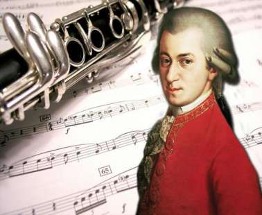 An afternoon with Mozart and not just...