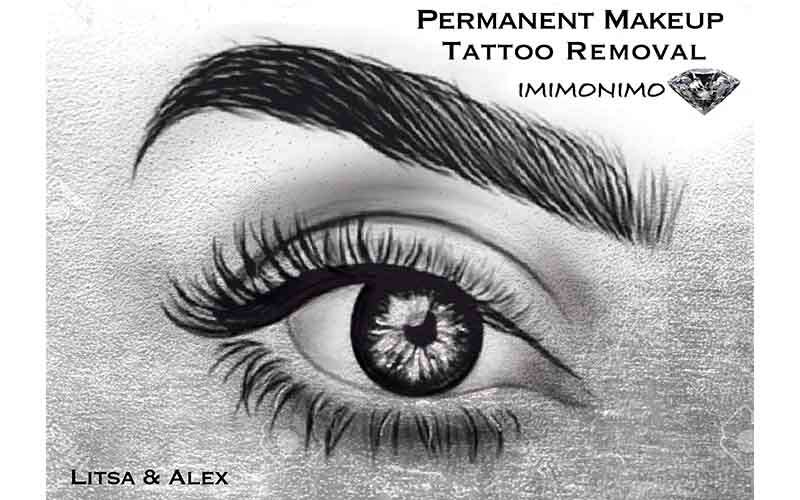 Permanent Makeup & Tattoo Removal - Imimonimo