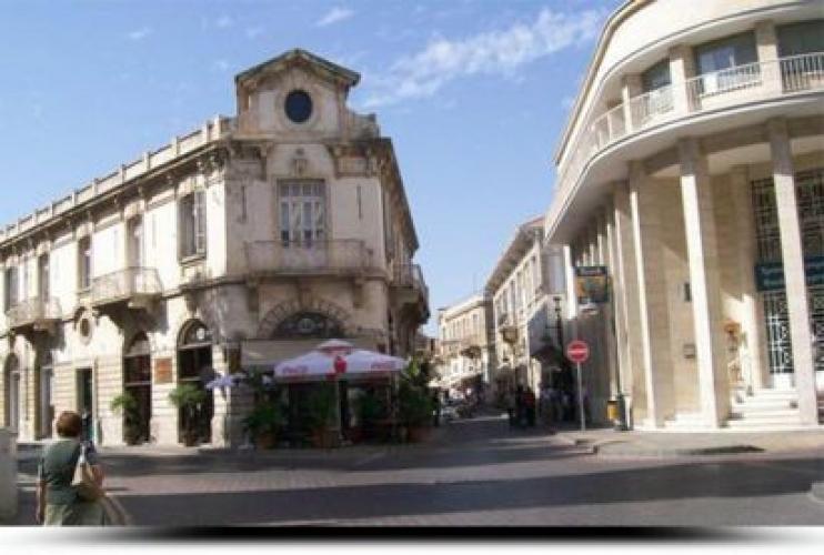 Agiou Andreou Pedestrian Street
