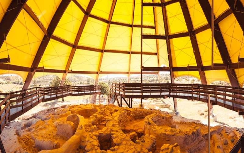 Tenta Archaeological Site - Kalavasos
