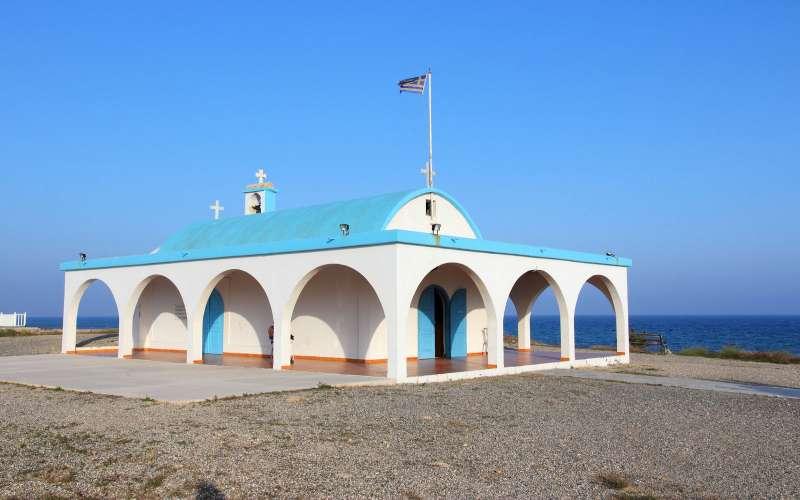 Ayia Thekla Church
