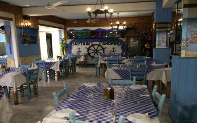 Captain Andreas Tavern