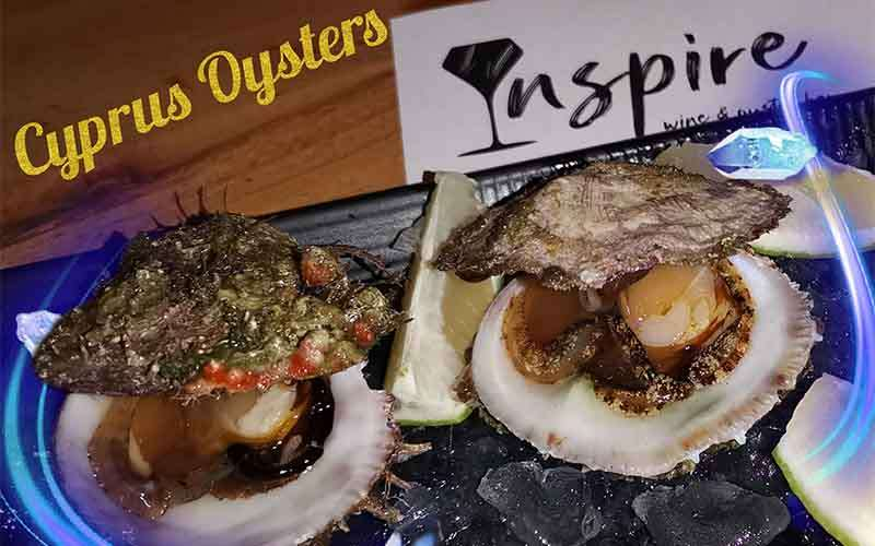 Inspire Wine & Oyster Bar