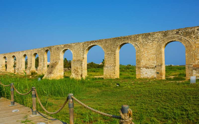 Larnaka Aqueduct (Kamares)