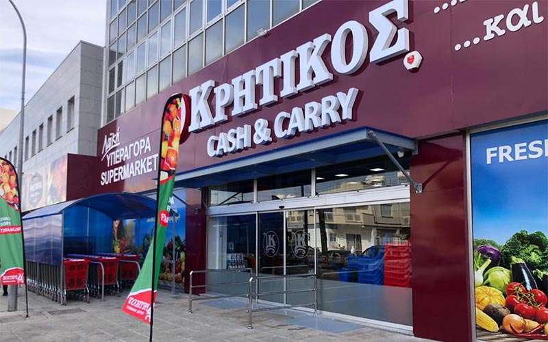Kritikos Cash & Carry Supermarkets