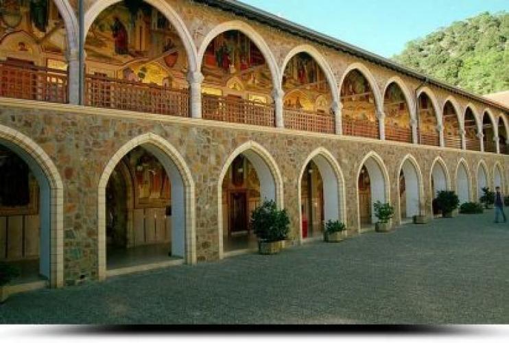 Kykkos Monastery and Museum