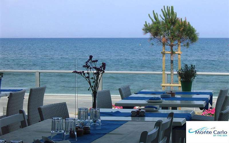Monte Carlo Restaurant by the Sea