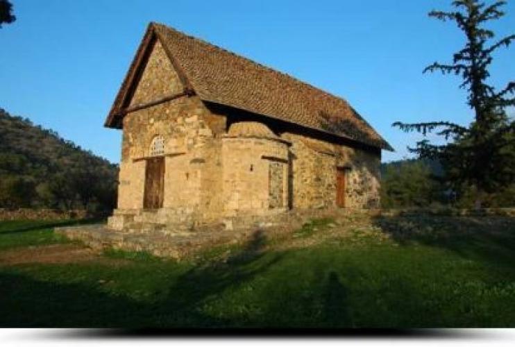 Panagia tis Asinou Church / Panagia Phorbiotissa
