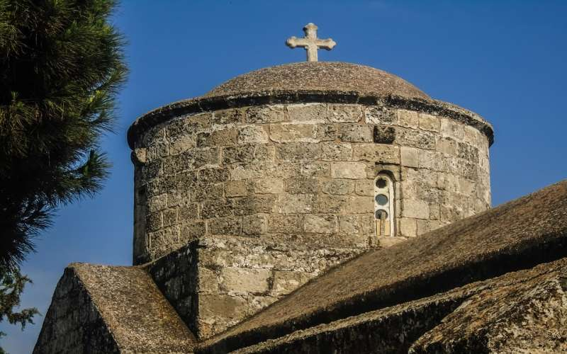Church of Virgin Mary in Paralimni