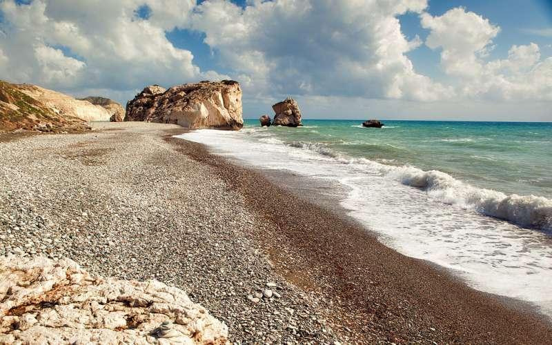 Petra tou Romiou (Aphrodites' Rock)